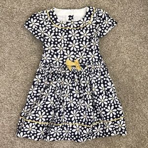 Gymboree Girls Sunflower Dress - Size 5T